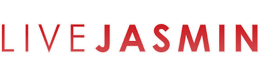 LiveJasmin logo red colour