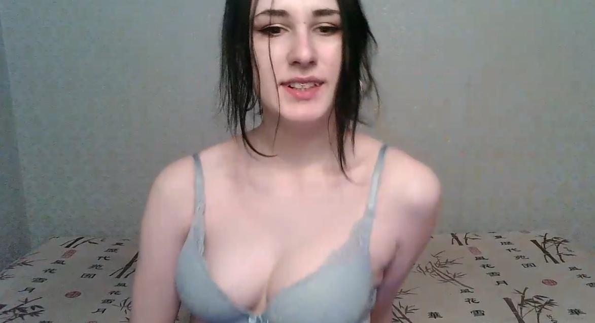 Pretty amateur cam girl c2c
